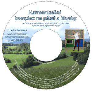 DVD - Harmonizační komplex napáteř aklouby pro pokročilé