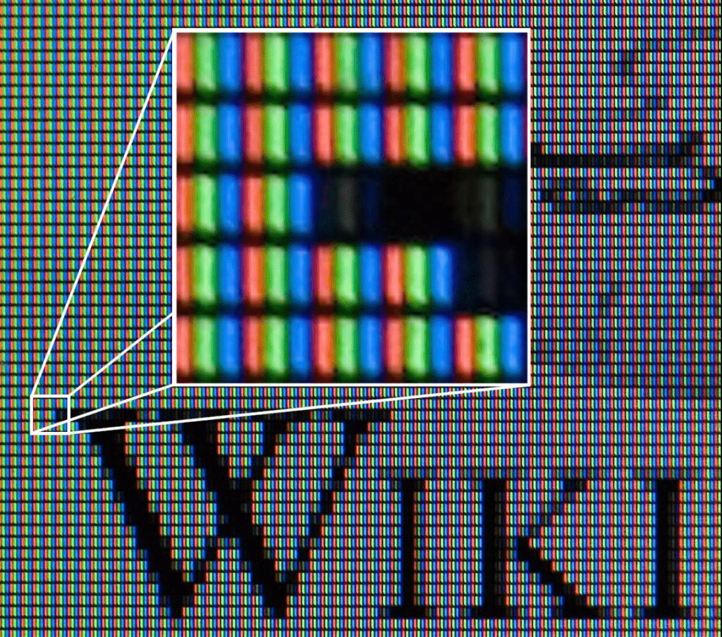 Zdroj: Wikipedia, článek Pixel