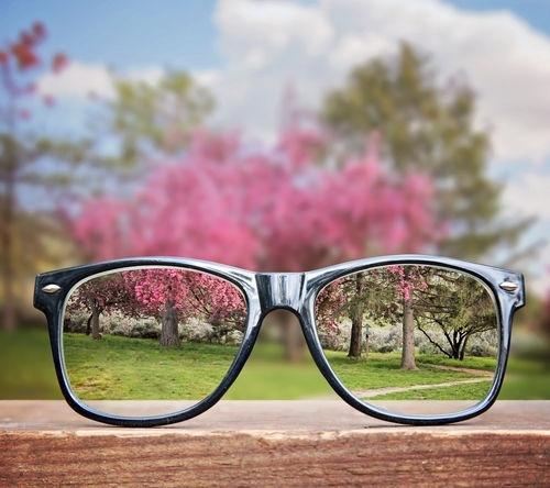 Pohled krátkozrakého